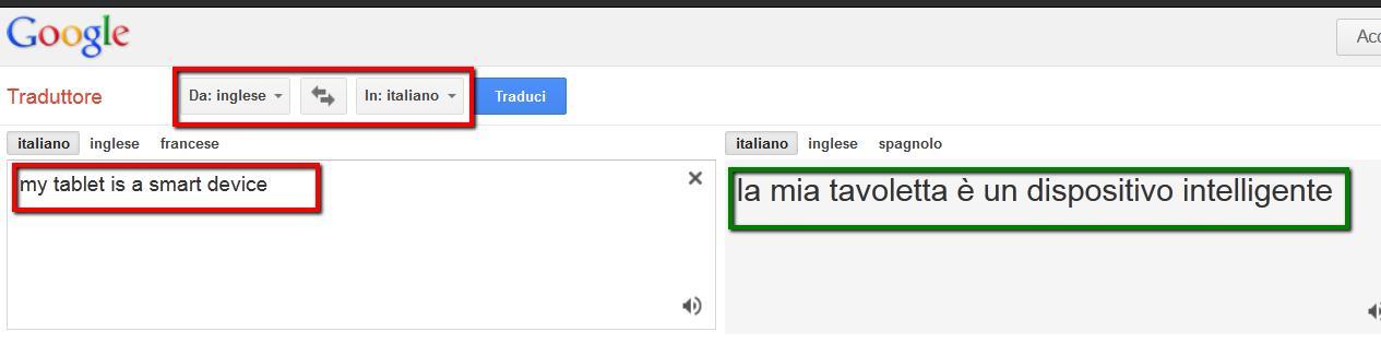 Litanglese Cresce Ancora Ma Il Traduttore Di Google Non Lo Capisce